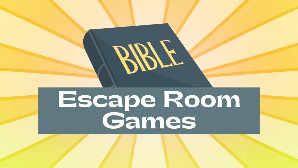 Bible Escape Room Logo