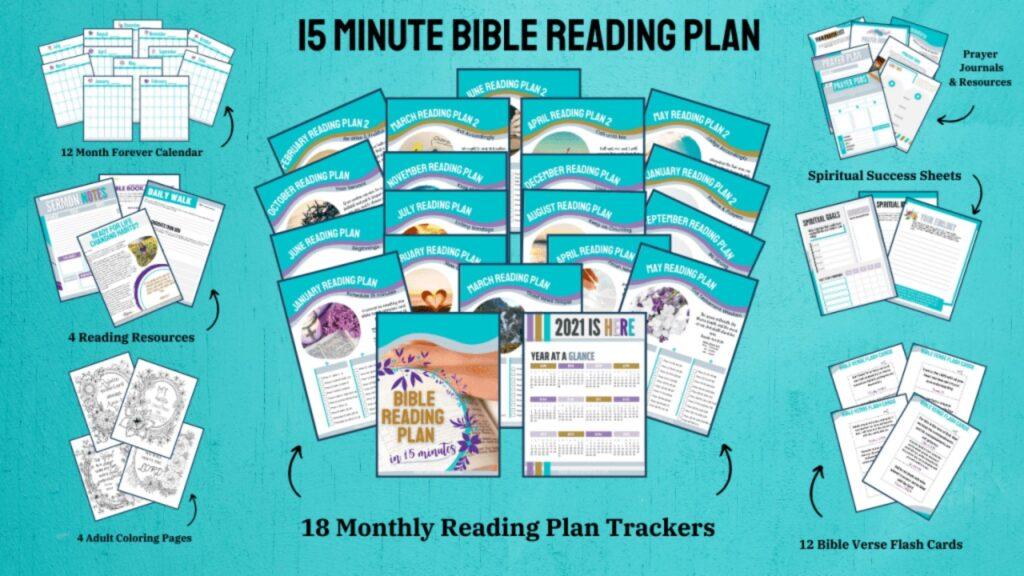 18 Month Bible Reading Plan