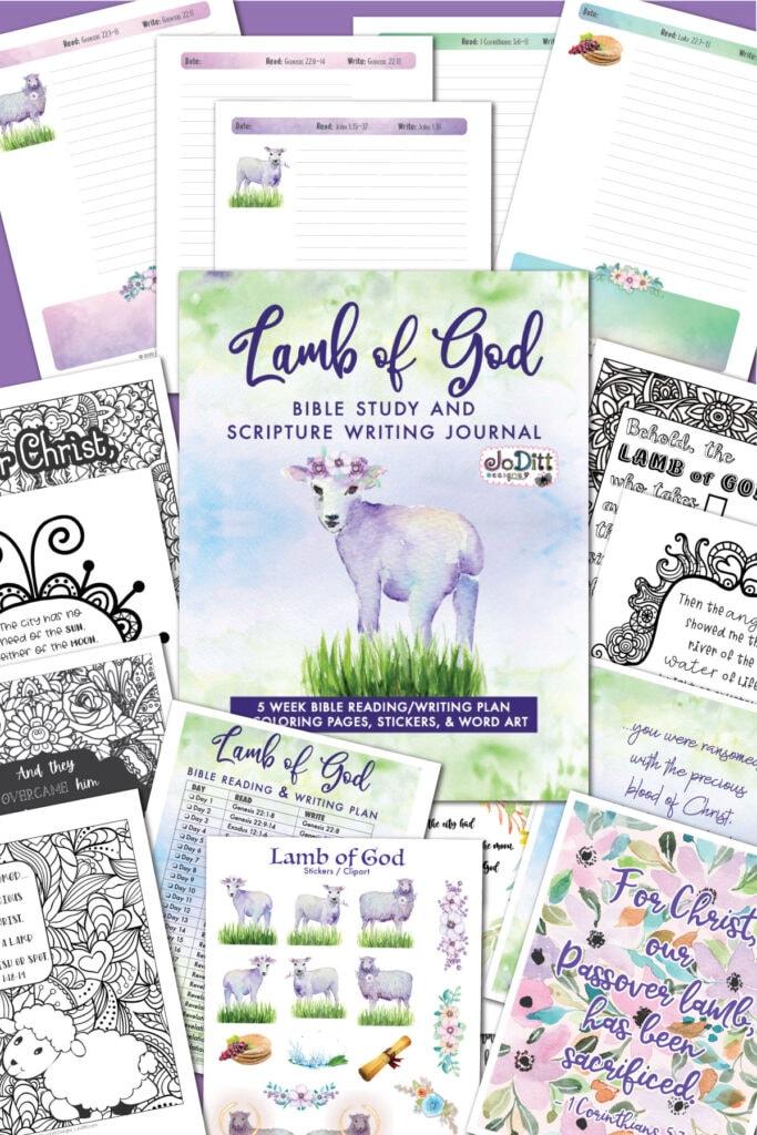 Easter Bible Study Bundle