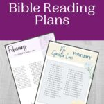 February Bible Reading Plans