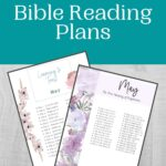 My Bible Reading Plans
