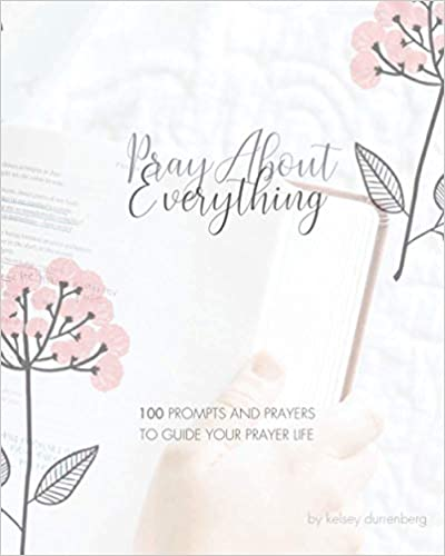 Pray About Everything mockup