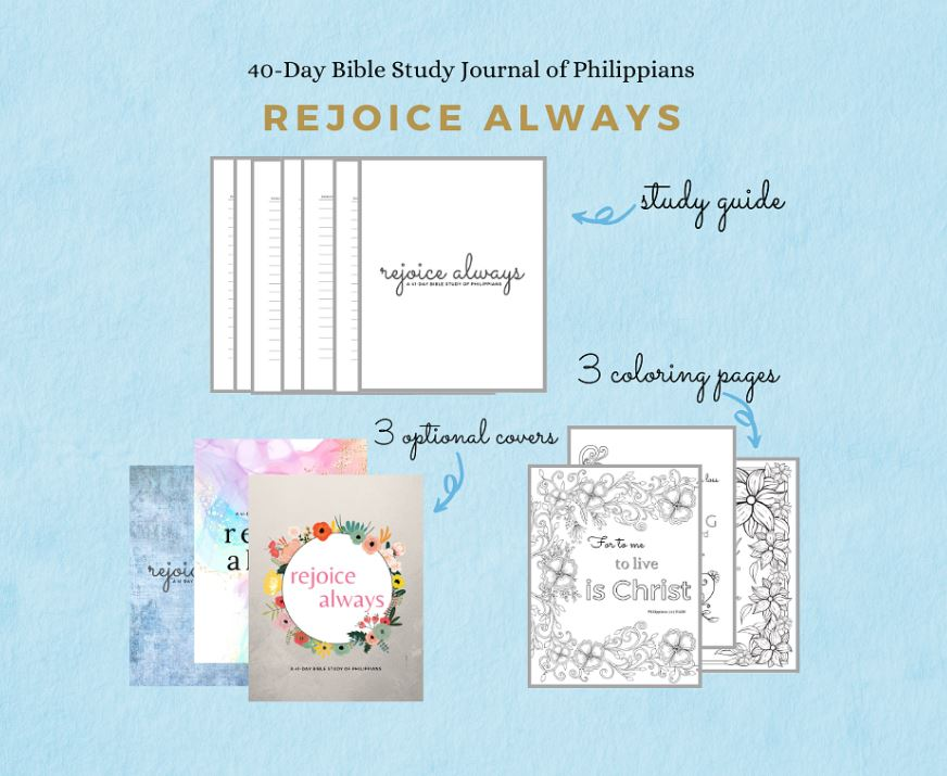 Rejoice Always Bible Study of Philippians