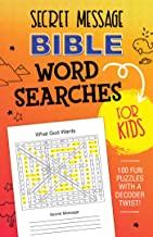 Secret Message Bible Word Search Book