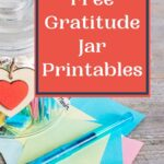 Free Gratitude Jar Printables
